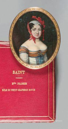 Daniel SAINT (Saint-Lô, 1778-1847)