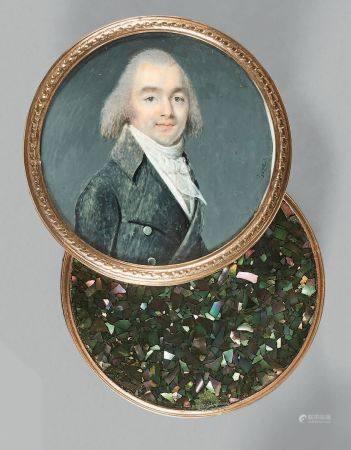 Joseph BOZE (Martigue, 1745 - Paris, 1826)