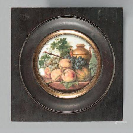 Christian VAN POL (Berkenrode, 1752 - Paris, 1813)
