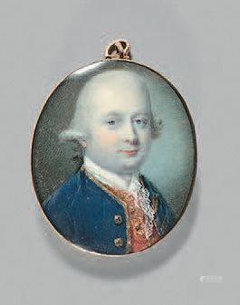 Charles Willson PEALE (1741-1827), attribué à