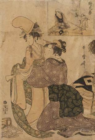 Kitagawa Utamaro (early 1750s–1806) and others