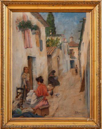 E. Paternina, Escuela Española, Siglo XX