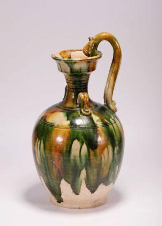 Tang Dynasty - Sancai Vase