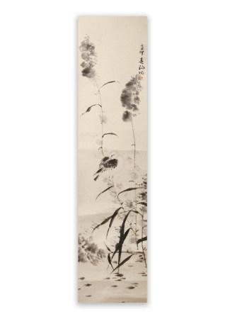 霍春陽 花鳥圖