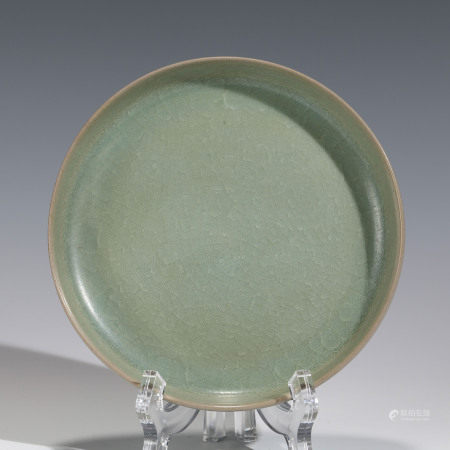 Song Dynasty EXTRAORDINARY RU WARE PORCELAIN PLATE