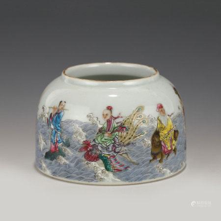 Qing Dynasty QIANLONG WATER POT