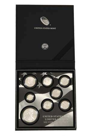 2016 US Mint Limited Ed. Silver Proof Set