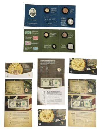 5 US Mint Special Sets, 2014 -2016 Inc. Reagan