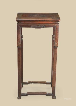 清代(1644~1911) 红木长方花几
