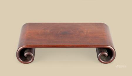 清代(1644~1911) 红木下卷