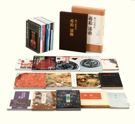 《莳绘 漆艺》《古美术》《南禅寺》《民族艺术》等 共二十五册