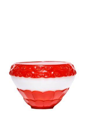 Lotus Pattern Pastel Bowl
