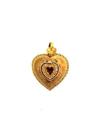 Lot en or jaune (750 ) comprenant : Une alliance ( 3.1 g), une bague à anneau quadruple serti d