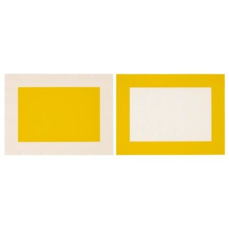 DONALD JUDD (1928-1994) Untitled: two prints