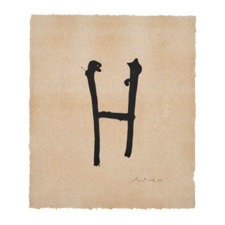 ROBERT MOTHERWELL (1915-1991) Dutch Linen Suite: one print