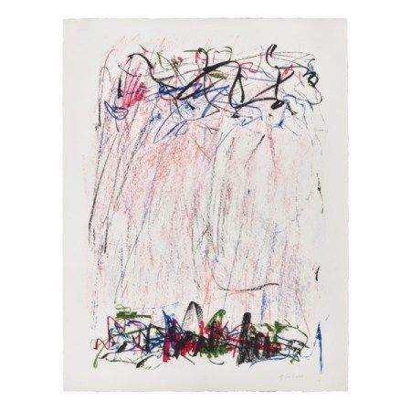 JOAN MITCHELL (1925-1992) Sides of a River I, from Bedford Series