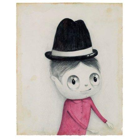 JAVIER CALLEJA (B. 1971) Hat (#21)