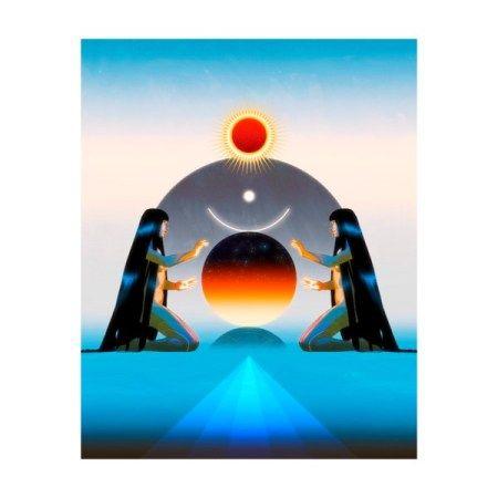 VICTOR MOSQUERA (B. 1989) Transient Light