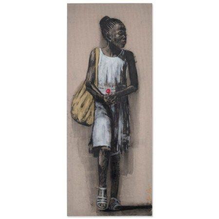 NELSON MAKAMO (B. 1982) Untitled