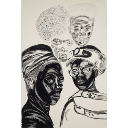 ZANELE MUHOLI (B. 1972) Zubenathi I