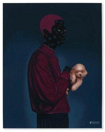 JOHNSON EZIEFULA (B. 1998) 22 and The Maltipoo