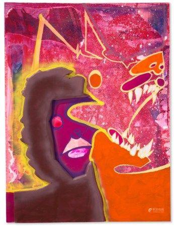 JOSHUA PAIGE (B. 1990) Carnage