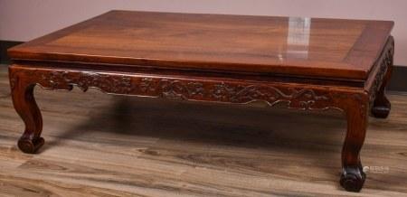18-19世紀 黃花梨炕桌
