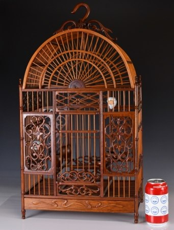 20世紀 竹鳥籠