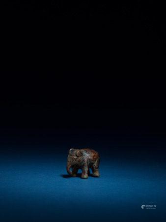 東漢 青銅象