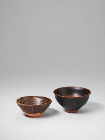 宋-明 茶碗二件
