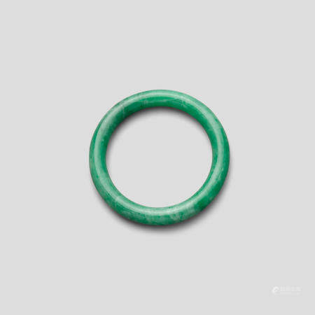 A jadeite bangle