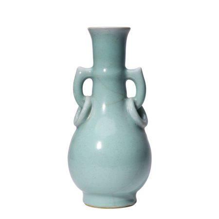 Dragon Fountain Vase