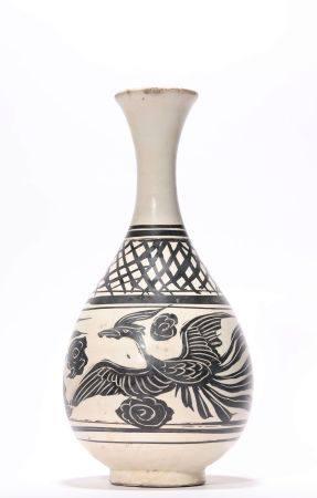 Cizhou Kiln Vase