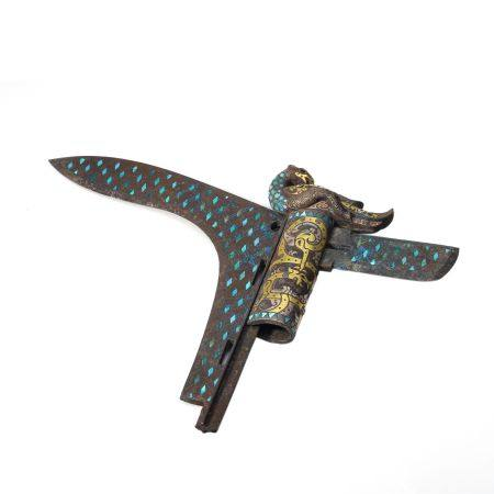 Bronze Dagger-Axe