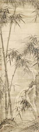 Zhu Chan (1825-1901) Bamboo