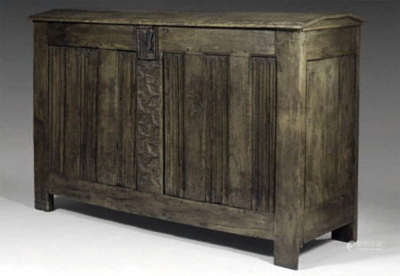 A Wood Chest