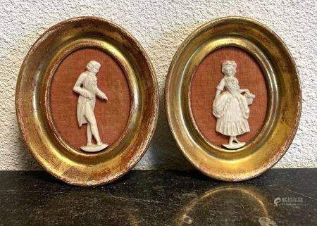 Two Miniatures