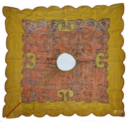 A Rare Sino-Tibetan Shawl