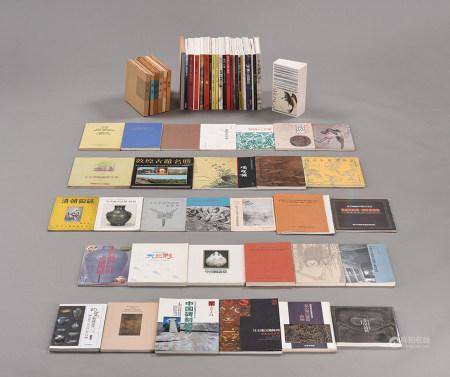 《明清書法與古硯世界》《龍門石窟》《寒山拾得》等 共六十冊