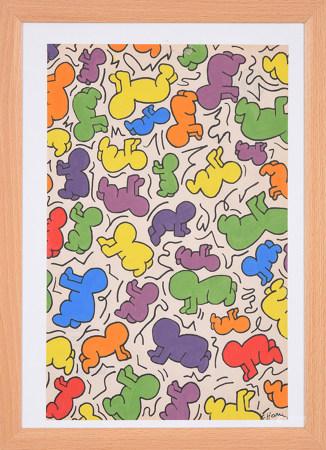 Keith Haring基思·哈林 UNTITLED