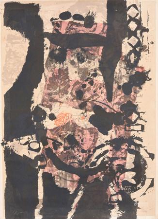 Antoni Clavé安東尼·克萊夫 抽象版畫