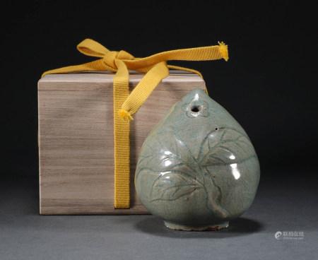 宋代 青瓷水滴