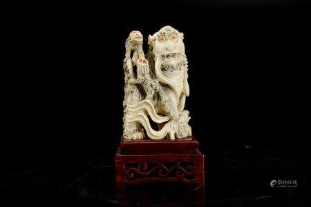 An ivory group, Japan, Meiji period, An ivory group, Japan, Meiji period