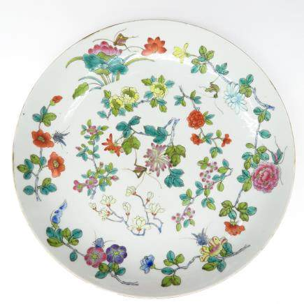 China Porcelain Plate