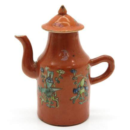 China Porcelain Pitcher