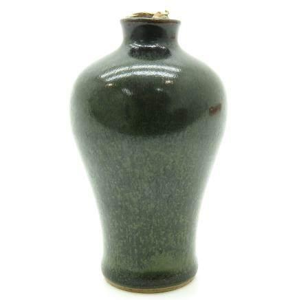 China Porcelain Tea Dust Decor Snuff Bottle