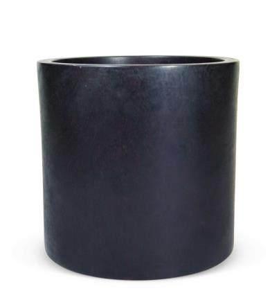 紫檀素面大笔筒