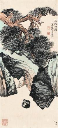 余伟香溪渔隐