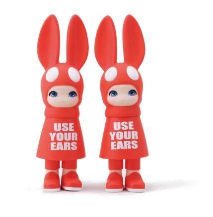 松蒲浩之Winny Bunny(二件一组)