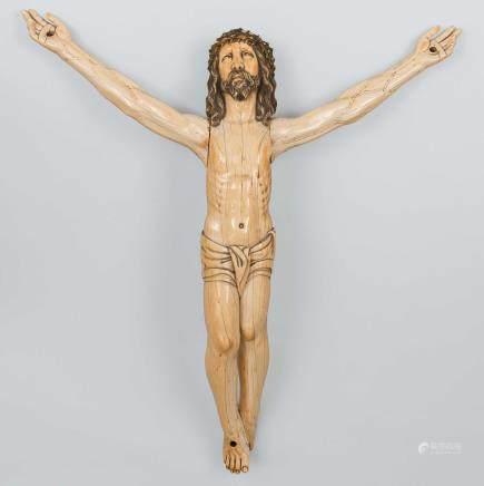 """""""Cristo Expirante"""" Escuela Hispano-Filipina del Siglo XVII"""